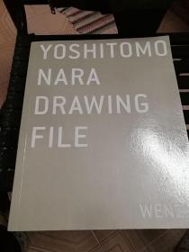 正版现货  奈良美智横滨手稿