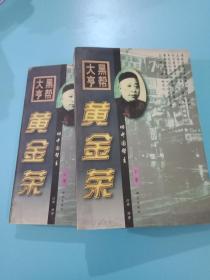 黑帮大亨 黄金荣(上下册)
