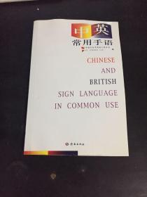 中英常用手语