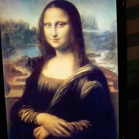 世界十大名畫排名第一是達芬奇的蒙娜麗莎。(編號k2裝飾畫)此畫是意大利著名畫家達芬奇在1502年(意大利文藝復興時期)耗時4年才完成。在法國盧浮宮曾被盜,后在追回后的兩天里吸引10萬人來觀賞,早就了世界名畫第一的地位。多少年來,有多少巨富大亨想想畫巨資購買此畫,都被拒絕。此畫已裝在高級相框中??蓱覓煊谵k公室、教室、書房、臥室、客房、柜臺等處,彰顯您的審美情趣和人高雅的人生藝術追求。物美價廉。