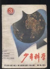 少年科学(1991年第3期)