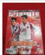 足球周刊2001年第14期