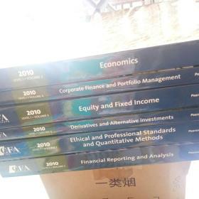 CFA Program Curriculum .VOLUME Level 2010(1-6)