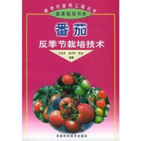 番茄反季节栽培技术——新世纪富民工程丛书·蔬菜栽培书系