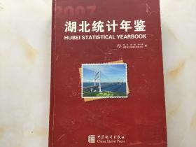 湖北统计年鉴 2007 (总第23期  附光盘 )一版一印