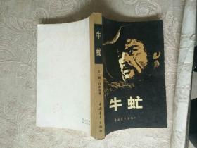 外国文学《牛虻》作者,出版社,年代品相,详情见图,铁橱东2---1