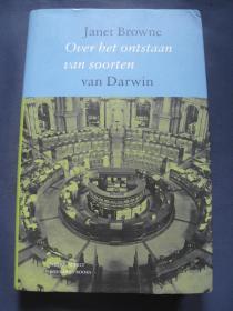 Over het ontstaan van soorten van Darwin: Een biografie 荷兰2008年印刷 荷兰语原版