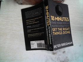 18MINUTES PETER BREGMAN