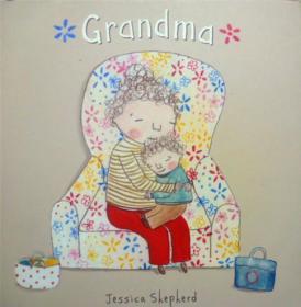 英文原版         少儿绘本          Grandma         奶奶