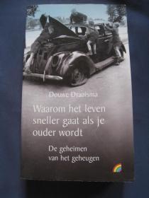 Waarom het leven sneller gaat als je ouder wordt 荷兰2004年印刷 荷兰语原版