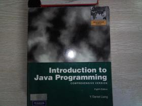 Introduction to Java Programming Compreh 8E Y. Danielliang··大16开