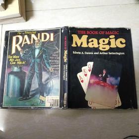 THE BOOK LF MAGIC  魔法书 16开
