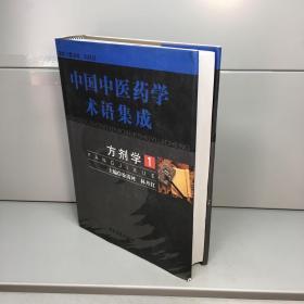 方剂学(第1册):中国中医药学术语集成 【精装、品好】【一版一印 9品-95品+++ 正版现货 自然旧 多图拍摄 看图下单】