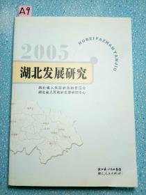 2005湖北发展研究