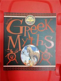 Ancient Greek Myths (古希腊神话)