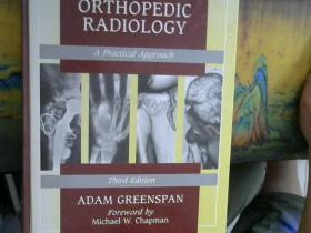 ORTHOPEDIC RADIOLOGY    A practical Approach