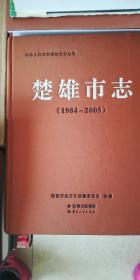 楚雄市志(1984-2005)