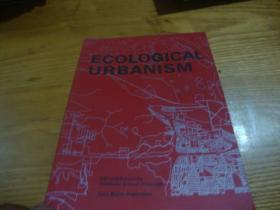 英文原版 《生态都市主义》 Ecological Urbanism by Mohsen Mostafavi and Gareth Doherty>>品图自定