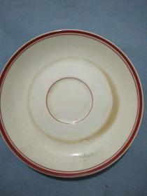 满洲时期瓷盘