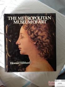 《大都会博物馆藏艺术品》大量艺术图录, 精装16开,1988年出版。