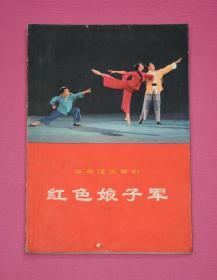 革命现代舞剧 红色娘子军.