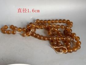 清代老琉璃珠子3