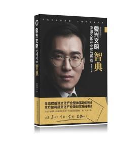 复兴文明:中国文化产业实战经验智典