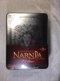纳尼亚传奇读物The Chronicles of Narnia Collectors Ed