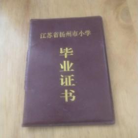 小学毕业证