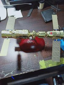 神舟十号 神舟十号 中国航天纪念中国航天纪念:航天飞船  全金属模型  【品相看图】