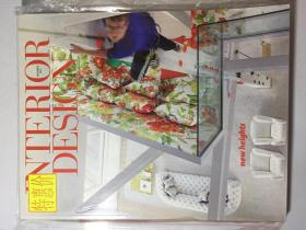 INTERIOR DESIGN 室内设计 2012年 11月 原版英文期刊