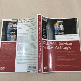 英文原版 J2EE Web Services on BEA WebLogic