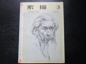 美术类:美术技法丛书 中级班 素描3