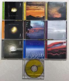 【稀少贵重·入手困难】喜多郎 超级精选10CD套装 Celestial Harmonies 日版拆封 碟1为裸盘,碟2-9其他完整 10张碟基本都在9新