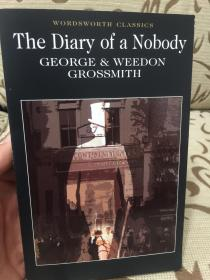 Diary of a Nobody by George Grossmith - 《小人物日记》