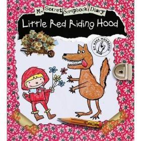 My Secet Scrapbook Diary:Little Red Riding Hood 小红帽