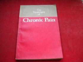 《慢性疼痛治疗》英文原版,32开集体著,本书1974出版,6810号, 图书