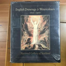 English Drawings and Watercolours 1600-1900 (英国素描和水彩画)