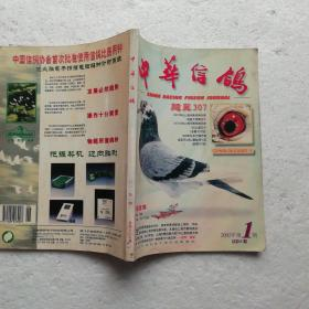 中华信鸽2002.1