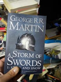 George R.R. Martin: A Storm of Swords     店A2