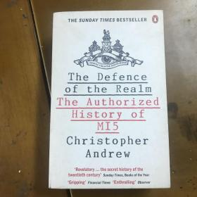 The Defence of the Realm: The Authorized History of MI5[丑闻风暴]