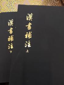 汉书补注(全二册)