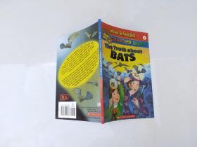 The Magic School Bus: The Truth about Bats 神奇校车章节书系列:蝙蝠之谜