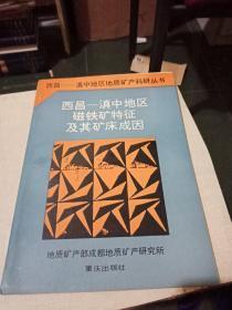 西昌-滇中地区地质矿产科研丛书:西昌-滇中地区磁铁矿特征及其矿床成因