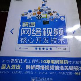 精通网络视频核心开发技术(无光盘)