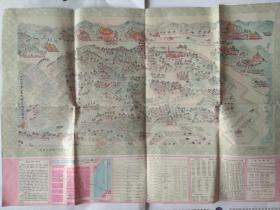 承德地图:避暑山庄和外八庙全图