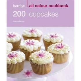 Hamlyn All Colour Cookbook 200 Cupcakes