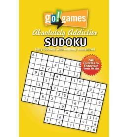 Go!Games Absolutely Addictive Sudoku