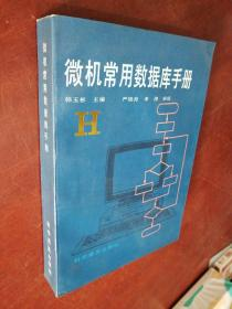 微机常用数据库手册
