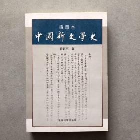 中国新文学史(插图本)